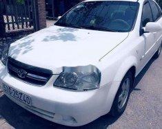 Cần bán lại xe Daewoo Lacetti sản xuất 2008, màu trắng giá tốt giá 190 triệu tại Thanh Hóa