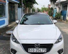 Cần bán Mazda 3 1.5 sd 2017 - chính chủ, màu trắng giá 630 triệu tại Tp.HCM