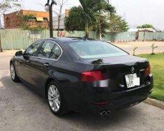 Bán ô tô BMW 5 Series 520i 2017, màu đen, nhập khẩu giá 1 tỷ 660 tr tại Tp.HCM