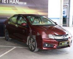 Bán ô tô Honda City 1.5AT 2016, màu đỏ giá 536 triệu tại Tp.HCM