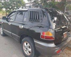 Bán xe Hyundai Santa Fe sản xuất 2004, màu đen chính chủ, 258 triệu giá 258 triệu tại Hà Nội