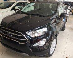 Cần bán xe Ford EcoSport đời 2018, màu đen giá tốt giá Giá thỏa thuận tại Tp.HCM