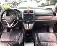 Bán xe Honda CR V 2.4AT sản xuất 2009, màu đen  giá 540 triệu tại Hà Nội