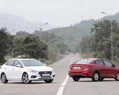 Bán xe Hyundai Accent 2018, đủ màu giao xe ngay, hỗ trợ trả góp lên đến 90% giá trị xe (kể cả hồ sơ khó) - 0906388941 giá 425 triệu tại Tp.HCM