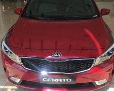 Cần bán xe Kia Cerato 1.6 AT đời 2018, màu đỏ giá 589 triệu tại Hà Nội