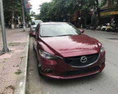 Bán Mazda 6 năm sản xuất 2016, màu đỏ như mới, 750 triệu giá 750 triệu tại Hải Phòng
