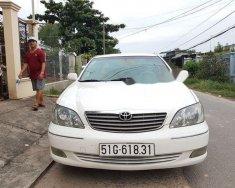 Bán ô tô Toyota Camry sản xuất 2003, màu trắng, 339 triệu giá 339 triệu tại Tp.HCM