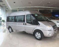Cần bán Ford Transit đời 2018, màu bạc, giá chỉ 795 triệu giá 795 triệu tại Hà Nội