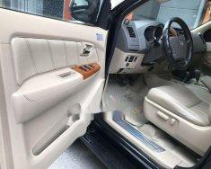 Bán xe Toyota Fortuner sản xuất năm 2010, màu đen chính chủ, giá chỉ 590 triệu giá 590 triệu tại Tp.HCM