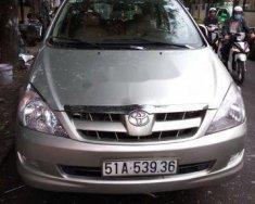 Bán Toyota Innova G 2008, màu bạc   giá 374 triệu tại Bình Dương