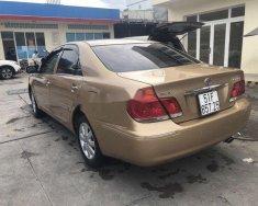 Cần bán xe Toyota Camry đời 2002, màu vàng cát giá 320 triệu tại Tp.HCM