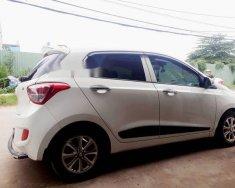 Bán ô tô Hyundai i10 1.2 AT đời 2016, màu trắng, giá tốt  giá 395 triệu tại Tp.HCM
