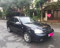 Bán Daewoo Lacetti EX - 1.6L MT năm 2011, màu đen xe gia đình giá 235 triệu tại Hà Nội