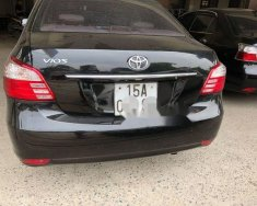 Chính chủ bán xe Toyota Vios sản xuất 2012, màu đen giá 335 triệu tại Hải Phòng