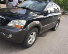 Cần bán xe Kia Sorento 2.5L sản xuất năm 2008, màu đen, nhập khẩu nguyên chiếc, giá 450tr giá 450 triệu tại Hà Nội