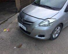 Cần bán xe Toyota Vios E đời 2009, màu bạc giá 350 triệu tại Bình Dương