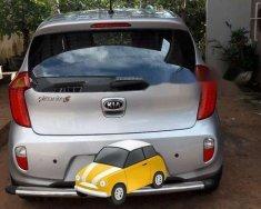 Chính chủ bán Kia Picanto đời 2014, màu bạc giá 275 triệu tại Đắk Lắk