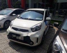 Cần bán xe Kia Morning Si Mt năm 2016, màu trắng còn mới, 300tr giá 300 triệu tại Tp.HCM