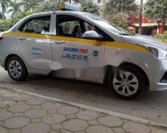 Bán xe taxi Hyundai Grand i10 đời 2017, màu trắng giá 400 triệu tại Hà Nội