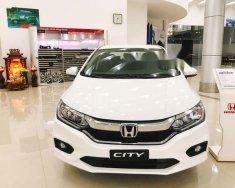 Cần bán xe Honda City năm sản xuất 2018, màu trắng, giá 559tr giá 559 triệu tại Đắk Lắk