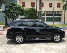 Cần bán xe Hyundai Santa Fe đời 2010, màu đen xe gia đình, 625 triệu giá 625 triệu tại Hà Nội