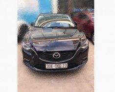 Cần bán xe Mazda 6 đời 2016, màu đen chính chủ, giá 850tr giá 850 triệu tại Hà Nội