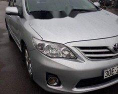 Bán Toyota Corolla altis đời 2009, màu bạc   giá 375 triệu tại Hà Nội
