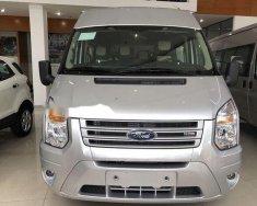 Cần bán Ford Transit Limited 2018, màu bạc, giá chỉ 835 triệu giá 835 triệu tại Tp.HCM