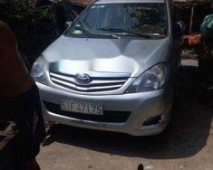 Bán xe Toyota Innova sản xuất 2010, màu bạc giá 400 triệu tại Tp.HCM