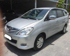 Cần bán xe Toyota Innova đời 2011, màu bạc  giá 480 triệu tại Hà Nội