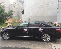 Bán Lexus LS 600HD năm 2010, màu đen giá 2 tỷ 300 tr tại Tp.HCM