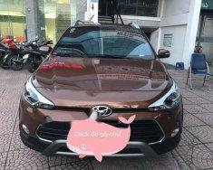 Bán lại xe Hyundai i20 Active 2016, màu nâu, nhập khẩu giá Giá thỏa thuận tại Hà Nội