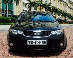 Bán ô tô Kia Forte Sli 2009, màu đen giá 383 triệu tại Hà Nội