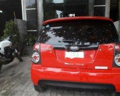 Bán Kia Morning sản xuất năm 2010, màu đỏ, nhập khẩu giá 210 triệu tại Bắc Ninh
