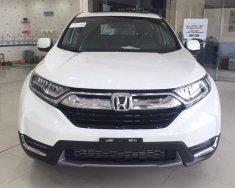 Bán ô tô Honda CR V năm 2018, màu trắng, nhập khẩu giá 1 tỷ 73 tr tại Hà Nội
