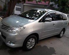 Cần bán gấp Toyota Innova G đời 2011, màu bạc  giá 445 triệu tại Tp.HCM