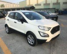 Bán Ford EcoSport năm sản xuất 2018, màu trắng, giá chỉ 569 triệu giá 569 triệu tại Tp.HCM