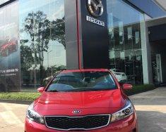 Bán xe Kia Cerato 1.6AT 2018 màu đỏ, hỗ trợ trọn gói, LH 0981185677 giá 589 triệu tại Phú Thọ