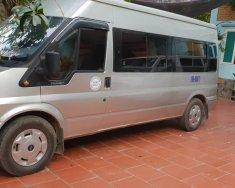Cần bán xe Ford Transit đời 2004, màu bạc, xe nhập giá 160 triệu tại Hà Nội