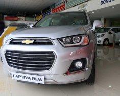 Bán xe Chevrolet Captiva LTZ sản xuất 2018, màu bạc giá 879 triệu tại Tiền Giang