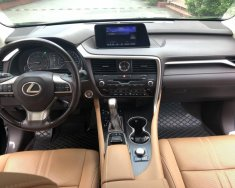 Bán Lexus RX 200T màu đen nội thất nâu kem giá 3 tỷ 80 tr tại Hà Nội