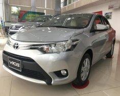 Bán Toyota Vios 1.5E 2018, màu bạc giá 486 triệu tại Tp.HCM