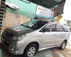 Cần bán gấp Toyota Innova 2008, màu bạc, giá tốt giá 278 triệu tại Tp.HCM