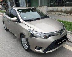 Cần bán gấp Toyota Vios E đời 2017, màu bạc như mới, giá tốt giá 515 triệu tại Hà Nội