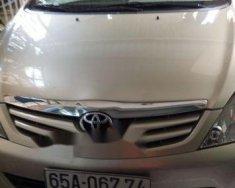 Bán Toyota Innova năm sản xuất 2009, màu vàng cát giá 410 triệu tại Cần Thơ