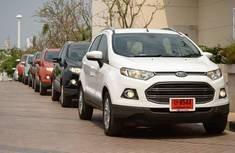 Ford Ecosport 2018, có xe giao ngay, các màu xe Ecosport, giá sốc nhất HN, Giá xe Ecosport 2018 rẻ giá 615 triệu tại Hà Nội