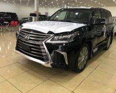 Cần bán xe Lexus LX570 Mỹ năm sản xuất 2018, màu đen, nhập khẩu nguyên chiếc giá 9 tỷ 350 tr tại Hà Nội