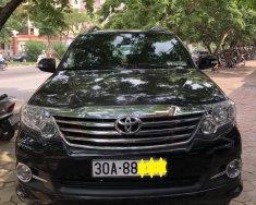 Salon ô tô Kiên Cường bán xe Toyota Fortuner 2.7V năm sản xuất 2015, màu đen giá 885 triệu tại Hà Nội