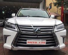 Bán Lexus LX 570 năm sản xuất 2016, màu trắng, nhập khẩu chính chủ giá 7 tỷ 80 tr tại Hà Nội
