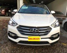 Bán Hyundai Santa Fe 2.2 CRDi 4WD sản xuất năm 2016, màu trắng giá 1 tỷ 48 tr tại Hà Nội